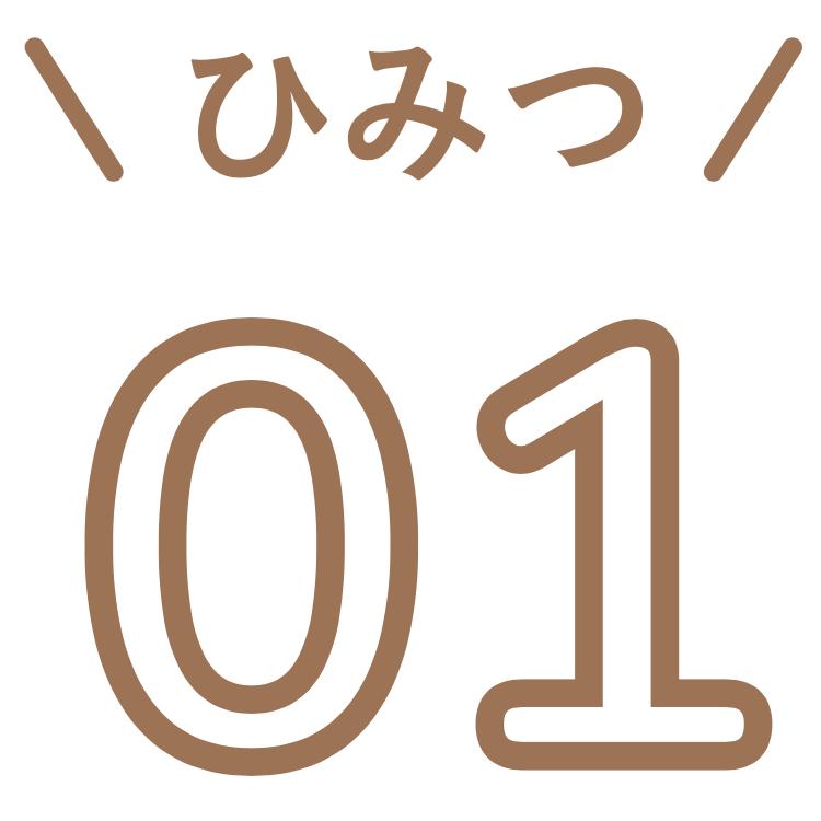 ひみつ01