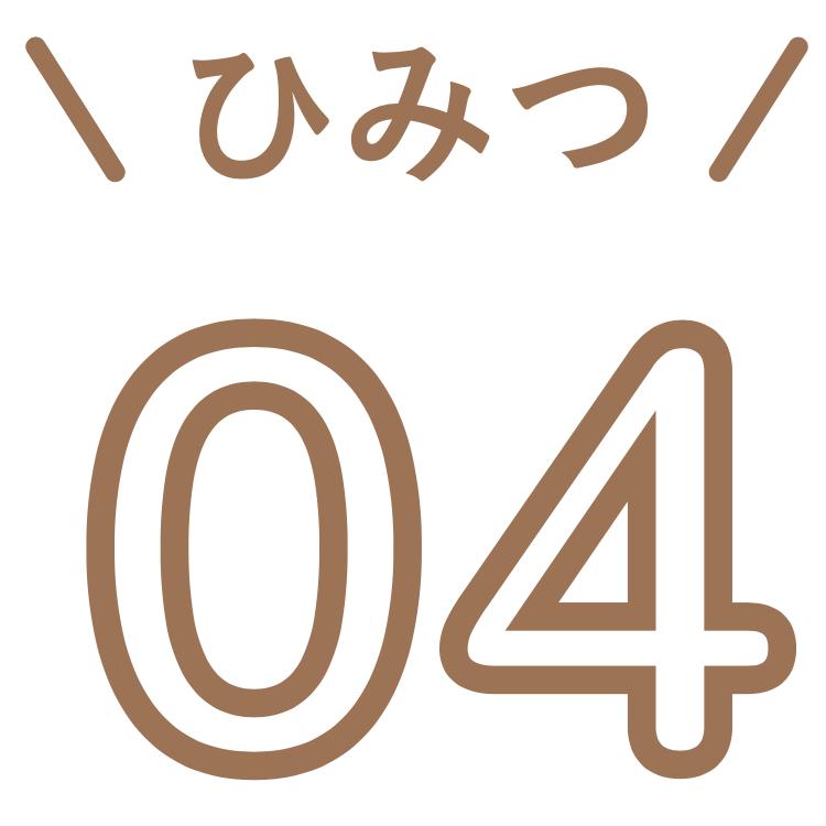 ひみつ04